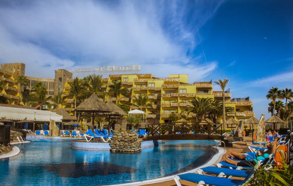 bluebay hotel in gran canaria